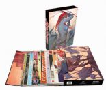 Comic Book Portfolio Storage Box, Red Sonja Artwork